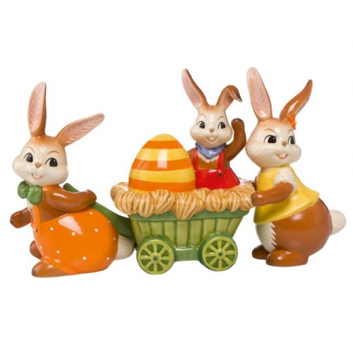 Easter Drive Limited Edition Figurine